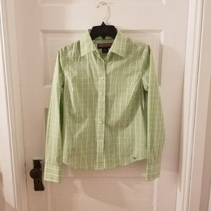 B2G1! Vineyard vines top button down blouse